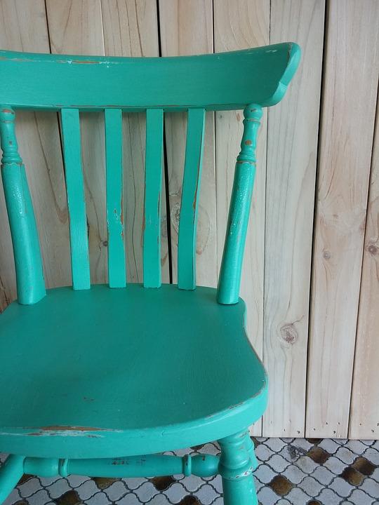 kék szék